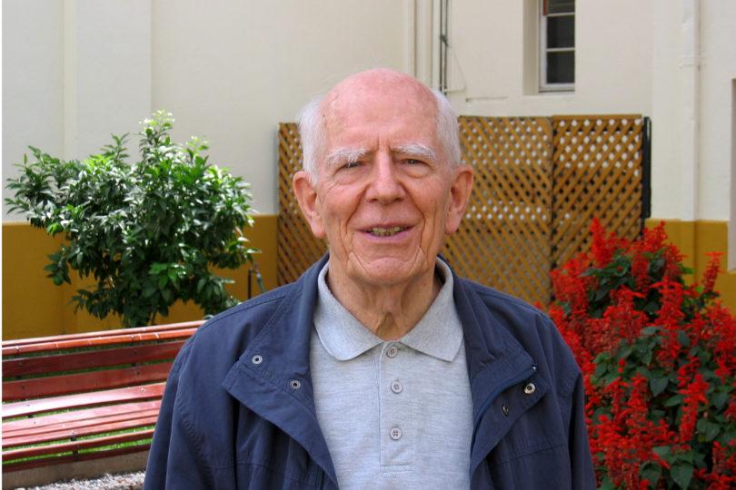 A los 102 años fallece Carlos Aldunate SJ, histórico exorcista chileno