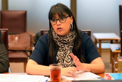 Investigan a Javiera Blanco por gastos reservados en Carabineros