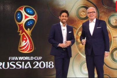 """""""No diga 'jale', Pedro"""": Jorge Valdivia se matriculó con el comentario del Mundial en plena transmisión de TVN"""