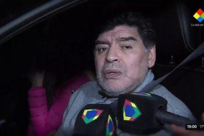 VIDEO   Maradona vuelve a la polémica con entrevista en evidente estado de embriaguez