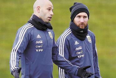 Los diálogos de la reunión entre Sampaoli, Messi y Mascherano justo antes del descalabro en Rusia 2018