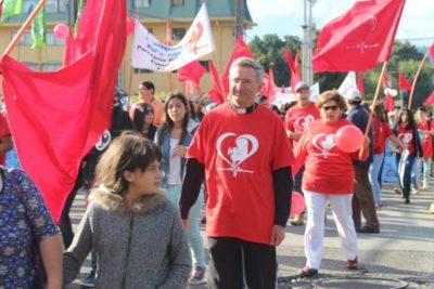 """Obispo de Villarrica a Bachelet por apoyo al aborto: """"Llegará un momento en que se apruebe el infanticidio"""""""