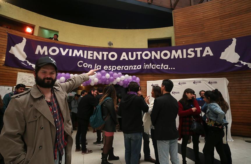 """""""Movimiento Autonomista celebra dos años de vida con cuenta pública"""""""