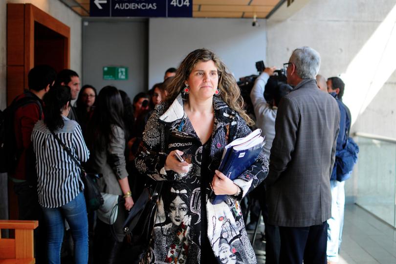 Paula Vial, la abogada que nos recordó que vivimos en democracia