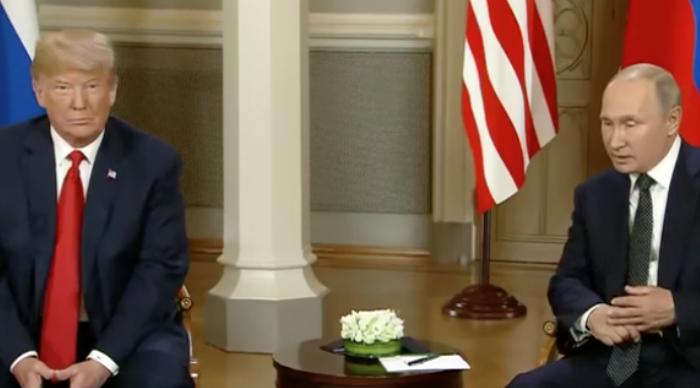 """Trump y primera reunión bilateral con Putin: """"Llevarse bien con Rusia no es algo malo"""""""