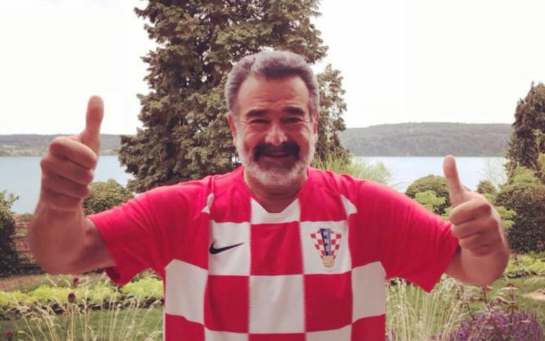 """Luksic sale a responder mensajes que lo apuntaban como """"dueño de Croacia"""" por financiar estudios de la presidenta"""