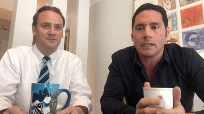 """VIDEO   """"¿Alguien se va a enriquecer?"""": el momento en que Pancho Saavedra pregunta a Ward por concesión de Siete Tasas"""