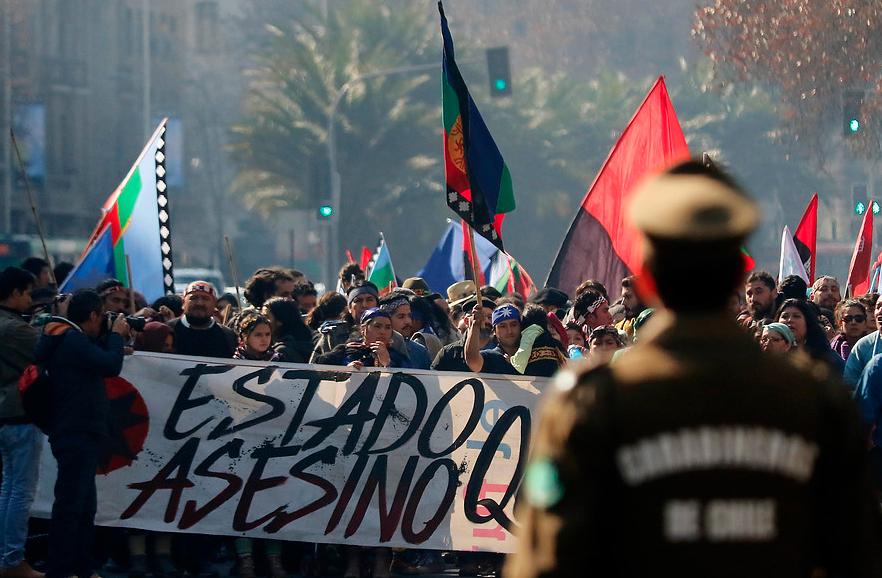 """""""Amnistía Internacional critica a Piñera por no"""