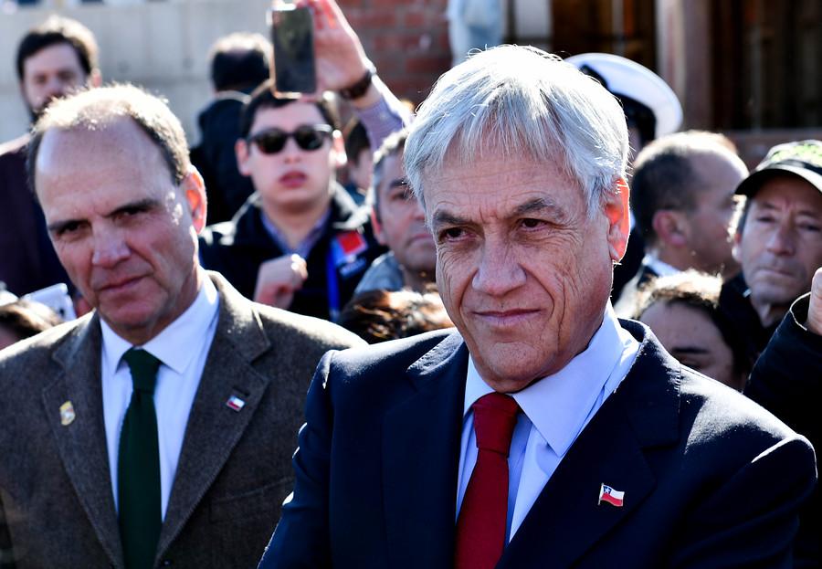 """""""Tribunal Ambiental declara inadmisible recurso contra Piñera por contaminación en Coyhaique"""""""