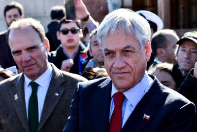Tribunal Ambiental declara inadmisible recurso contra Piñera por contaminación en Coyhaique