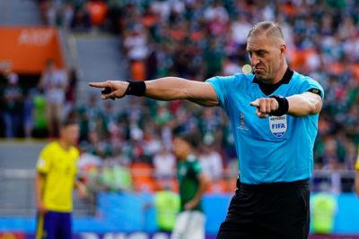 Argentina estará en la final: FIFA entrega terna arbitral para el último duelo de Rusia 2018