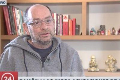 Fiscalía citará a declarar a Ramón Llao en calidad de imputado por presunto abuso sexual contra menor