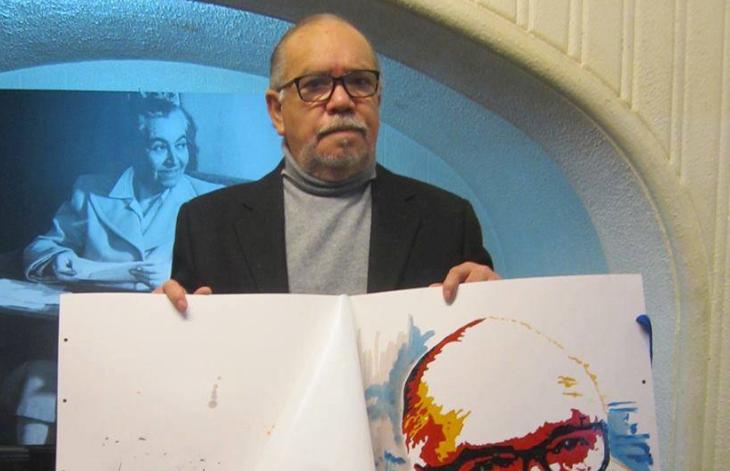 Rojo Redolés, el candidato alternativo para el Premio Nacional de Literatura: