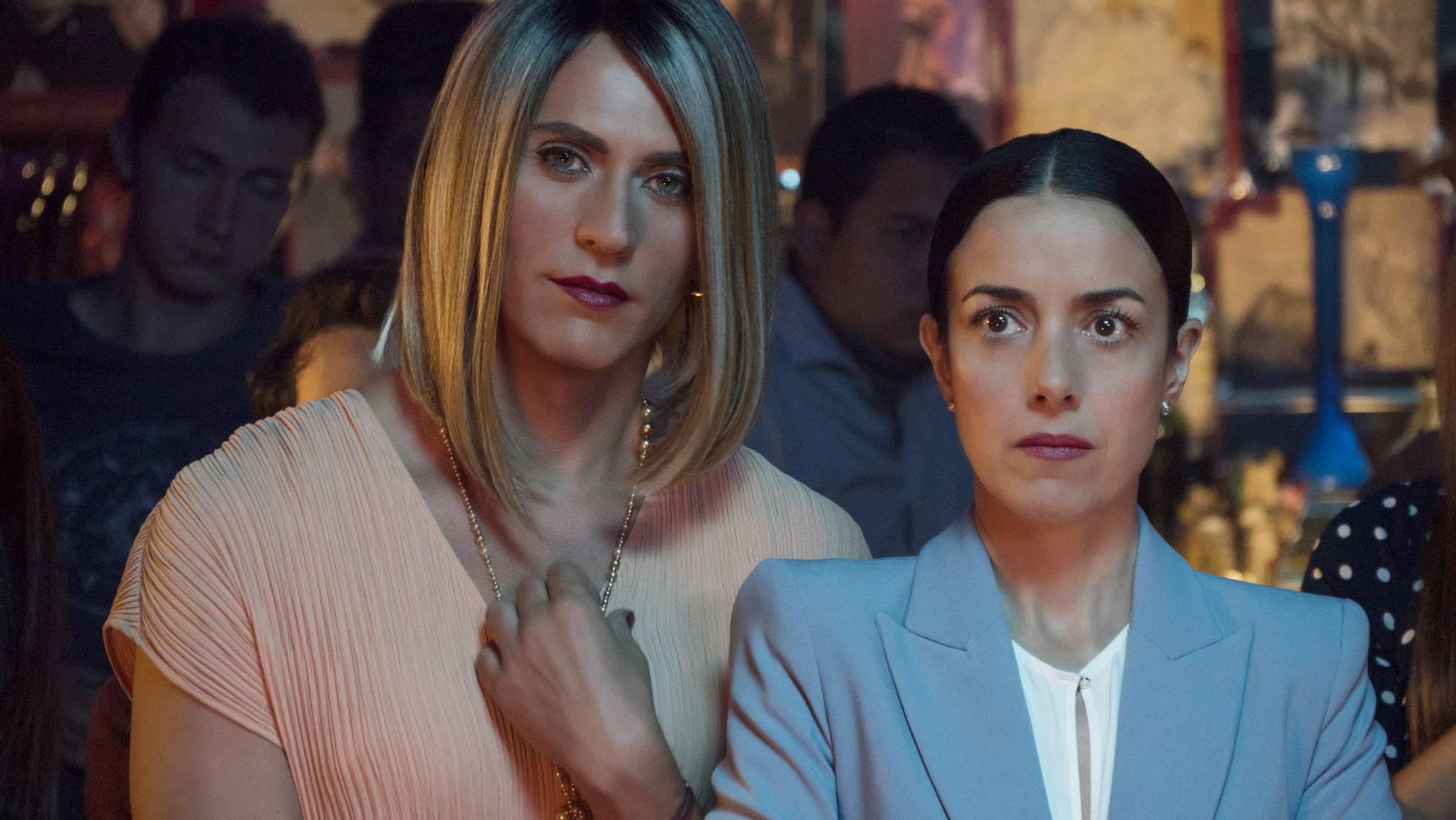 """""""La casa de las flores"""": Debuta en Netflix serie que desmitifica a las personas trans"""