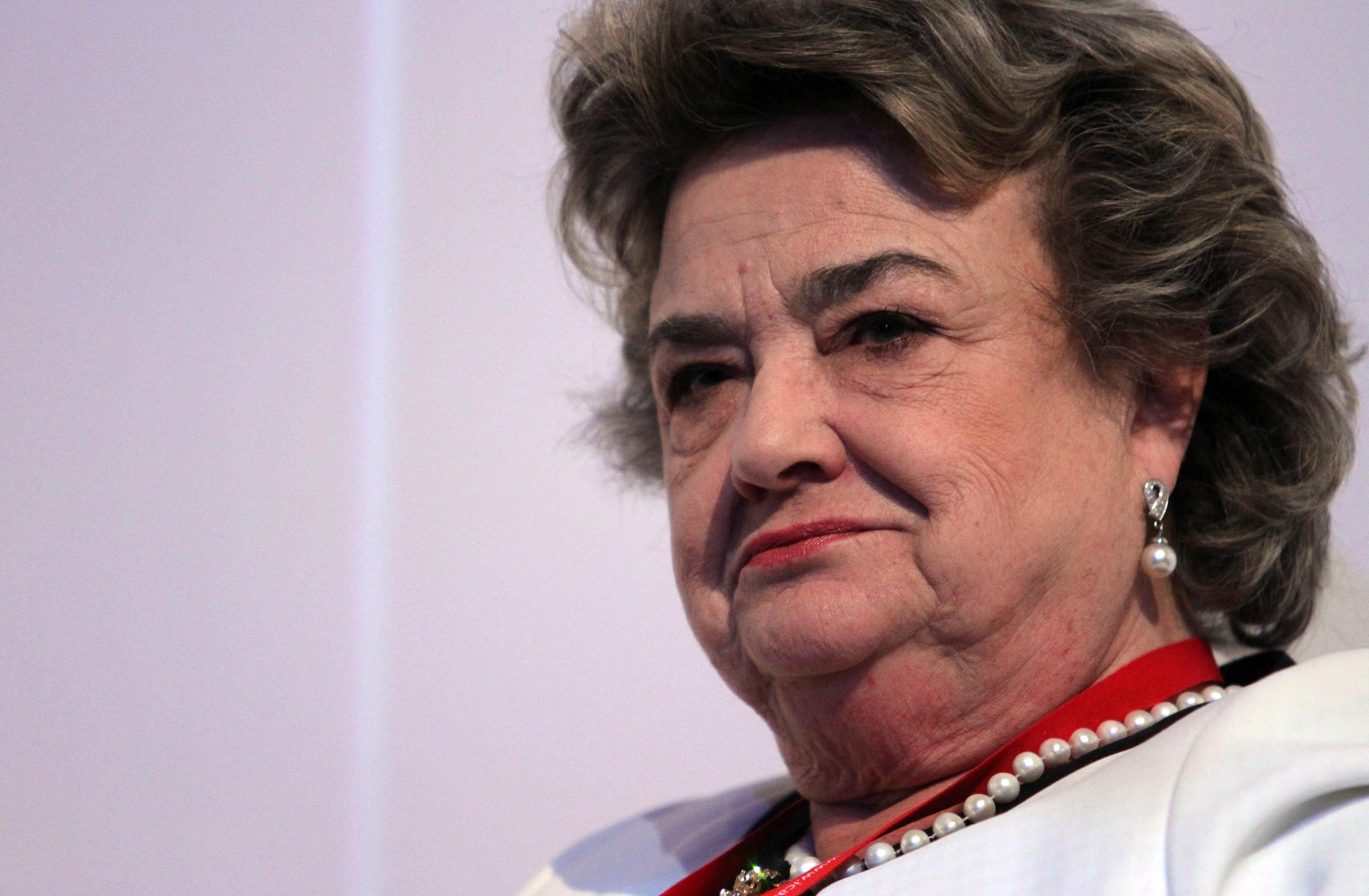 Lucía Santa Cruz, la historiadora elegida por Piñera para diseñar el Museo de la Democracia: