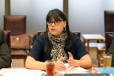 Javiera Blanco pide permiso de dos meses sin goce de sueldo en el Consejo de Defensa del Estado