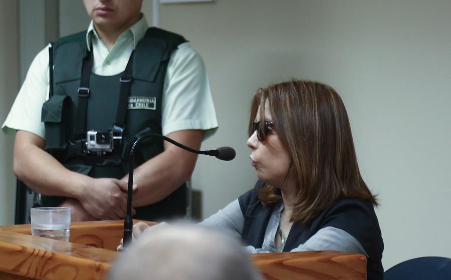 """""""Ministerio de la Mujer apoyará a Nábila Rifo tras ser amenazada con arma blanca"""""""