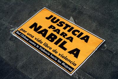 """Nabila Rifo: """"Todos los días siguen matando mujeres, violándolas, haciéndoles de todo y no pasa nada"""""""