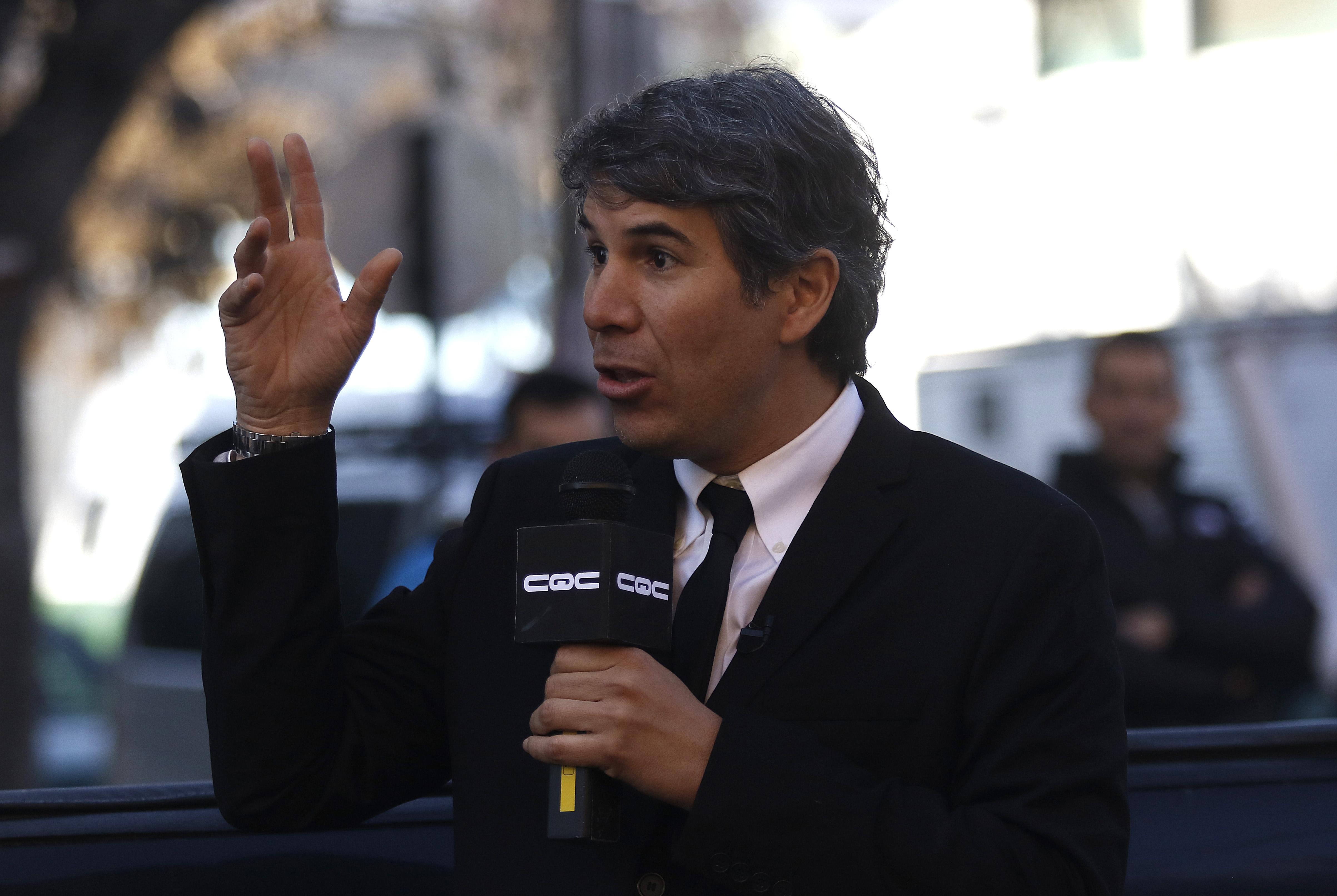 """Gonzalo Feito anunció un canal dedicado y realizado únicamente por mujeres: """"Es un matriarcado total"""""""