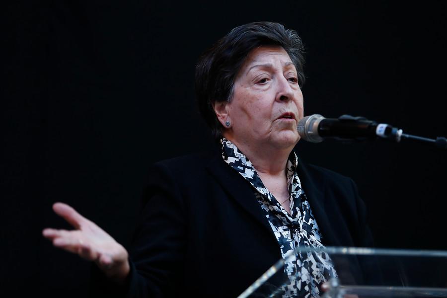 """Carmen Frei responde defensa del subsecretario Castillo: """"Fue un encubridor"""""""