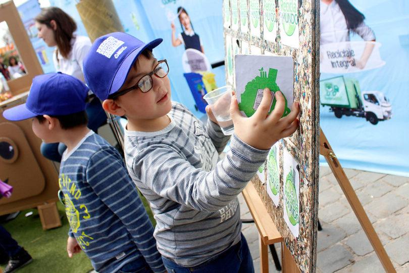 El valor de la conciencia medioambiental infantil