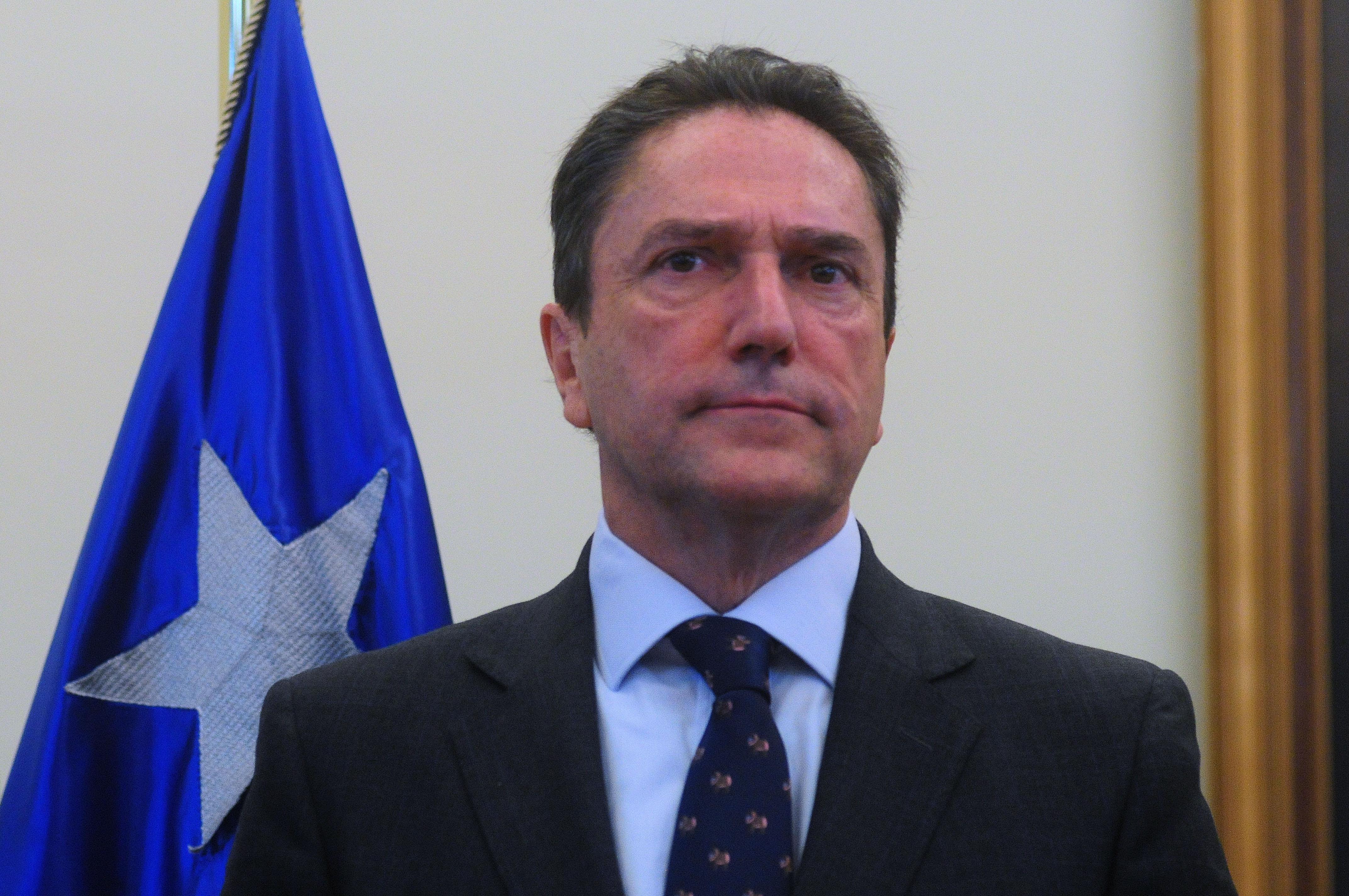 """Ex ministro Gómez solicita a Jorge Abbott investigar a fiscal del caso Sename tras enterarse """"por la prensa"""" que sería imputado"""