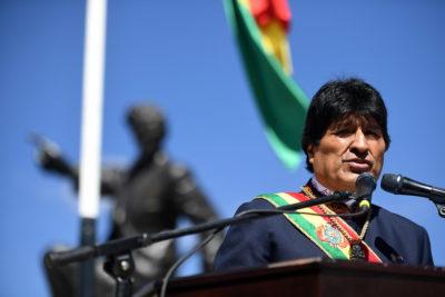 Evo Morales contrademanda a Chile ante La Haya por uso de las aguas de río Silala