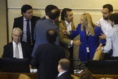 """Presidente del PH: """"Si la Comisión de Ética sanciona a Pamela Jiles, se burlaría de los derechos humanos"""""""