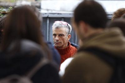 """""""La TV le da tribuna a hijos de Maldonado"""": funa de Pablo Schwarz a TVN por invitarlo a debatir con el Movimiento Social Patriota"""