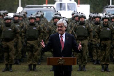 ¿Es Sebastián Piñera tan respetuoso de los Derechos Humanos como dice?