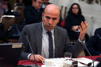 Fin a la teleserie en Contraloría: Jorge Bermúdez cesa de su cargo a subcontralora que no quería renunciar