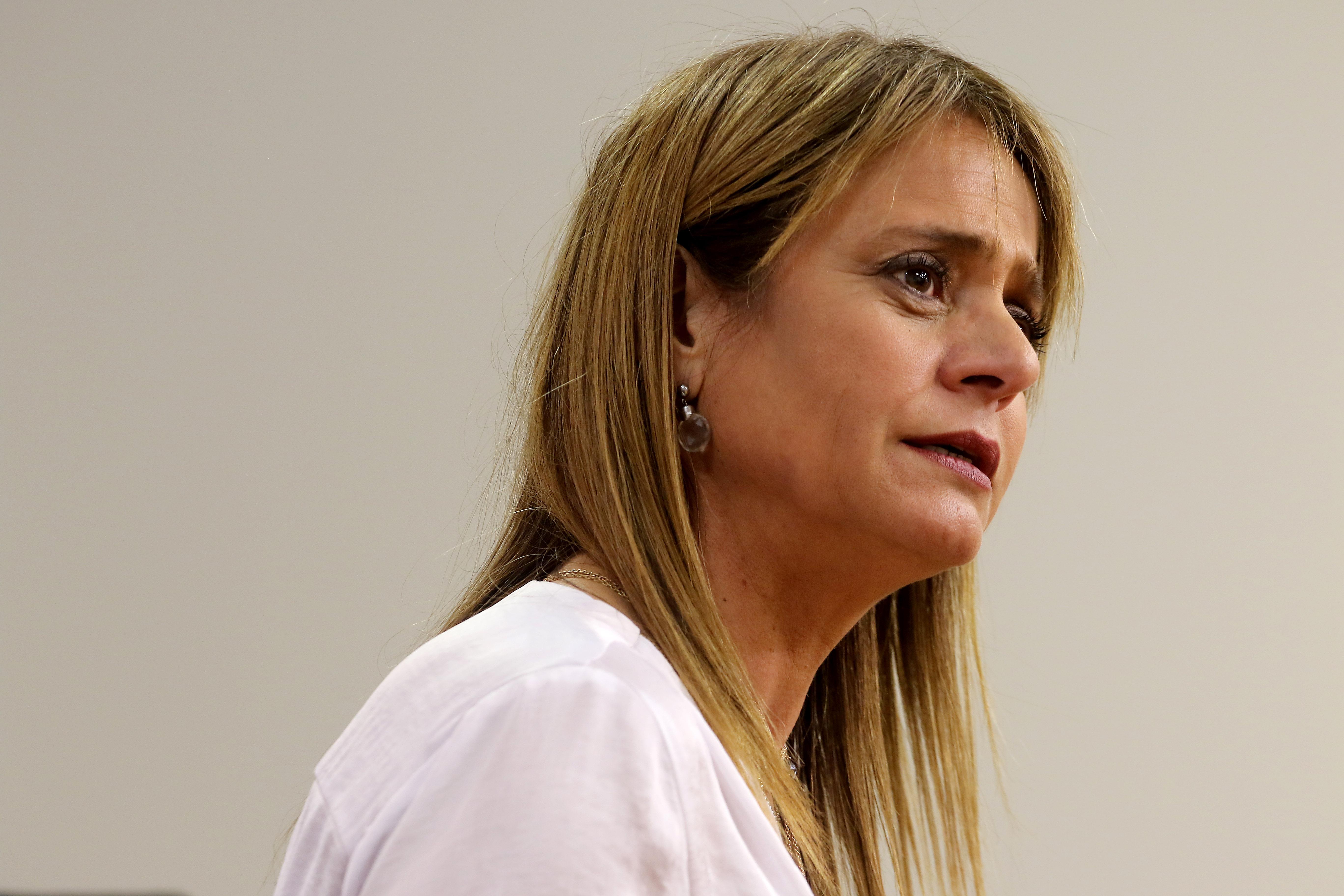 """""""Ley de Identidad de Género: presidenta UDI predicó durante meses pero no llegó a votar"""""""