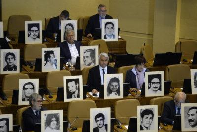 Diputados PS evalúan acusación constitucional contra ministros de la Corte Suprema tras libertad a reos de Punta Peuco