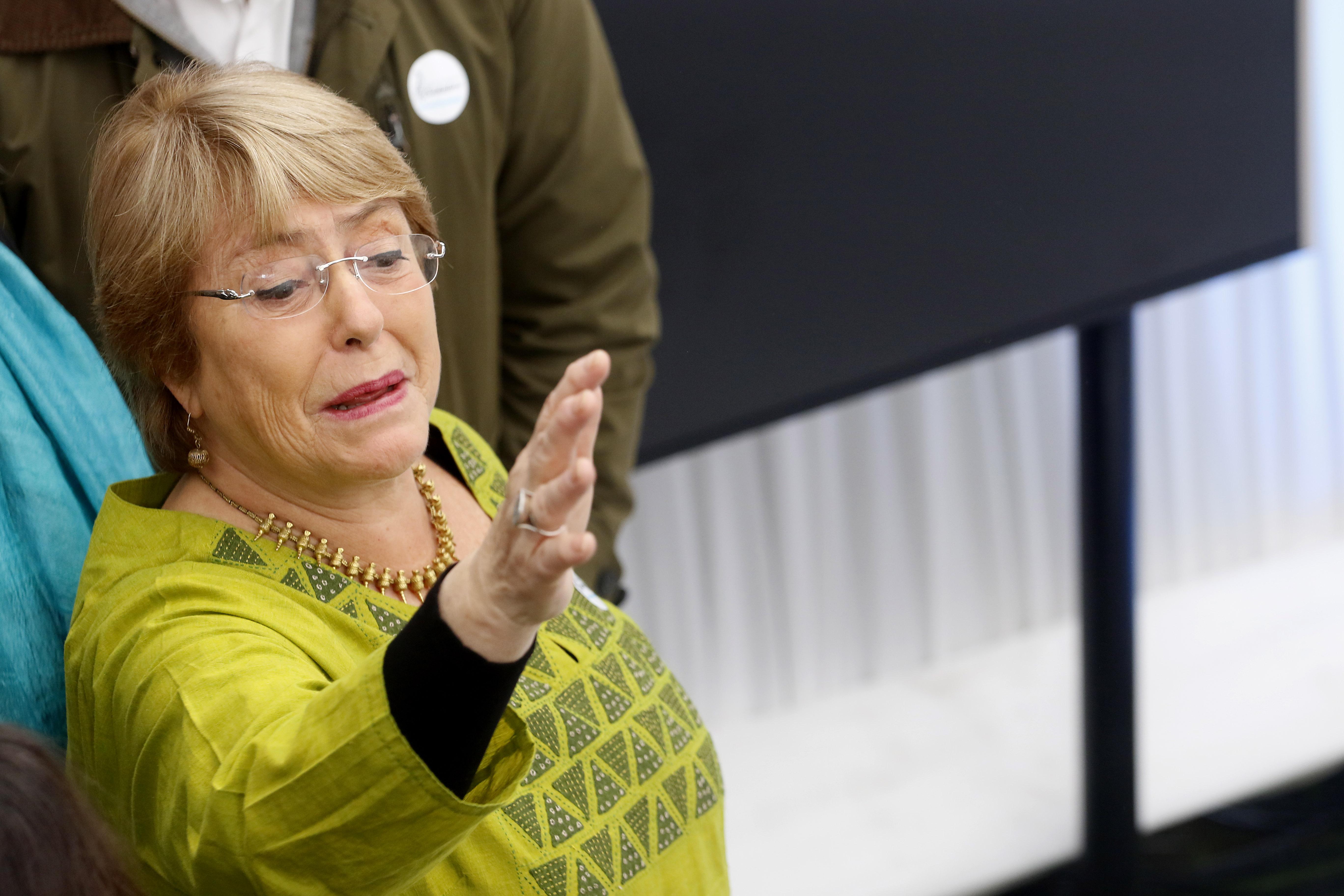 Diputados de Chile Vamos solicitan audiencia con Secretario General de la ONU por Michelle Bachelet