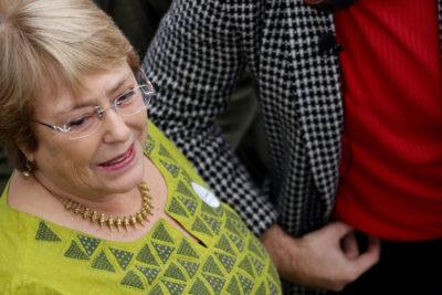 EE.UU. emplaza a Michelle Bachelet a denunciar crisis en Venezuela y Cuba tras nominación en la ONU
