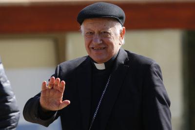 Ricardo Ezzati fue internado en Hospital Clínico de la U. Católica