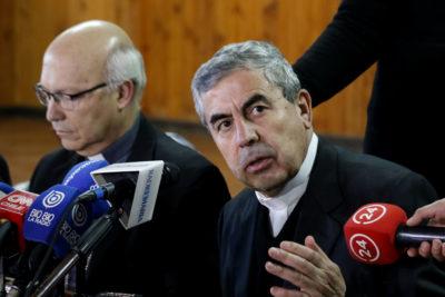 Fiscal Arias ordena incautar archivo del Obispado Castrense por presuntos abusos sexuales