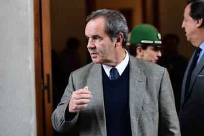 Andrés Allamand culpó a Michelle Bachelet por no derogar la Ley Reservada del Cobre