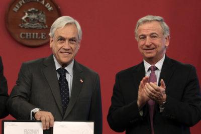 """Repatriación de capitales: el """"perdonazo"""" de la reforma tributaria de Piñera y Larraín"""