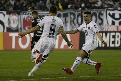 VIDEO   Revisa el gol de la victoria parcial de Colo Colo ante Corinthians en Copa Libertadores