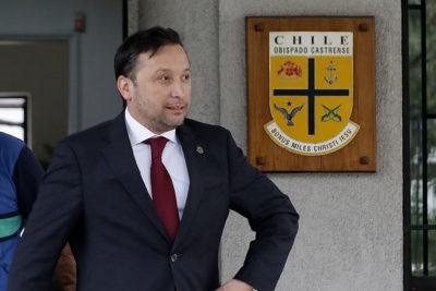 Fiscalía e incautación en Obispado Castrense: se indaga encubrimiento de abusos sexuales