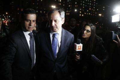 """La carta con que el ex ministro Gerardo Varela se despidió de su equipo en el Mineduc: """"Fracasé en lo que no sabía"""""""