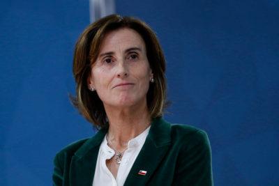 """Marcela Cubillos asume en Educación: """"Seguiré la senda de Varela"""""""