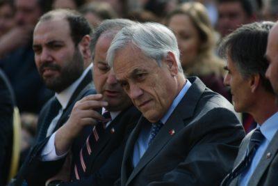 Presidente Piñera interviene en polémica por Salario Mínimo y pide a ministros dialogar