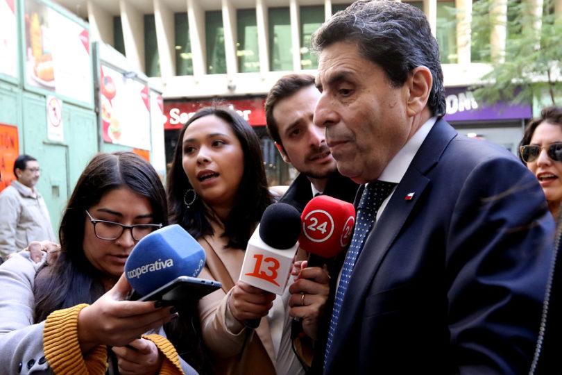Ministro de Chile renuncia cuatro días después de su nombramiento