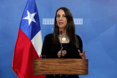 """Cecilia Pérez responde a críticas de 'un par de diputados' RN: """"El fuego amigo daña al Gobierno"""""""