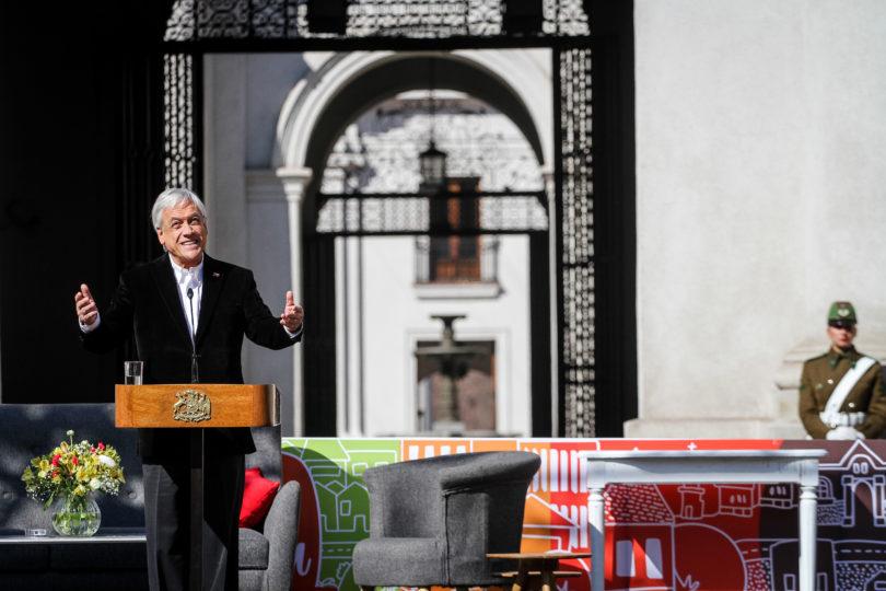 UTEM distinguió a Michelle Bachelet como doctora honoris causa