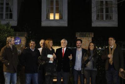 """Chile Vamos se compromete a mayor """"unidad"""" tras cita extraordinaria con Sebastián Piñera"""