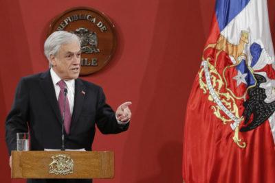 """Sebastián Piñera tras nueva expulsión de extranjeros: """"En materia de migración, nuestra política es clara"""""""