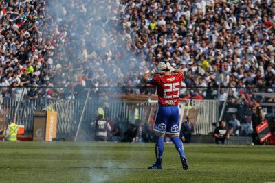 Johnny Herrera compara el Monumental con Colina 1 e incendia todo con frases contra Colo Colo
